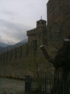 Val d'Aosta - 21-22 aprile 2016